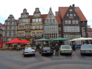 Tagesausflug Historische Altstadt Bremen