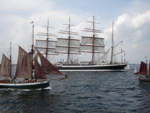 Segelschiff zur Sail Bremerhaven
