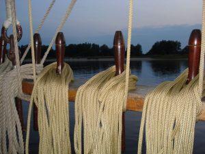 Segelschiff maritime Touren