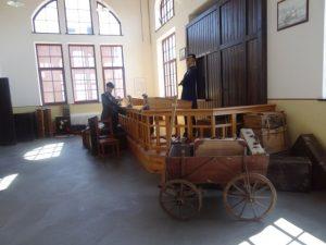 Ausstellung Auswanderer-Museum Ballinstadt Hamburg