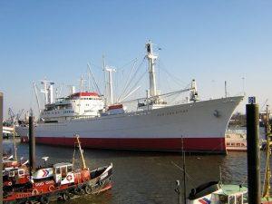 Cap San Diego - Museumsschiff im Hamburger Hafen