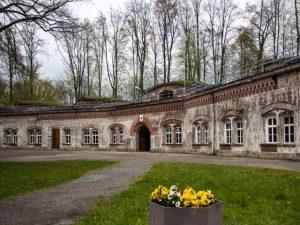 Festung Grauer Ort bei Stade an der Elbe