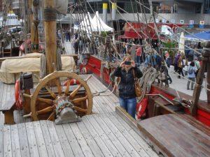 Maritime Veranstaltung