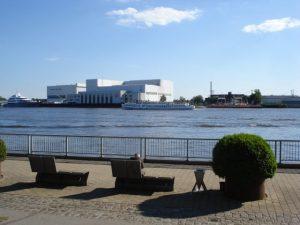 Tagesausflug Maritime Meile Vegesack und Weser