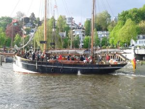 Museumshaven Oevelgönne Elbe