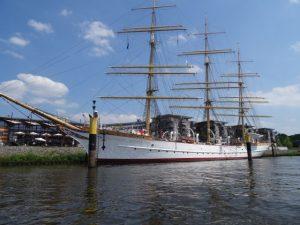 Schulschiff Deutschland Vegesack